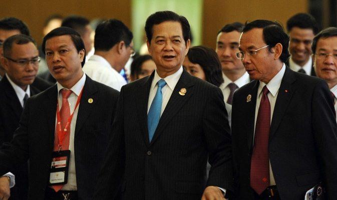 Премьер-министр Вьетнама осудил агрессию Китая в Южно-Китайском море
