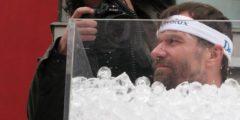 Человек, не боящийся мороза