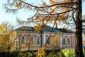 Старинная усадьба в районе Ясенево осенью. Фото: Maxim Mamochkin/commons.wikimedia.org