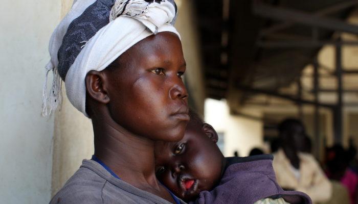 В некоторых африканских странах наихудшие условия для материнства