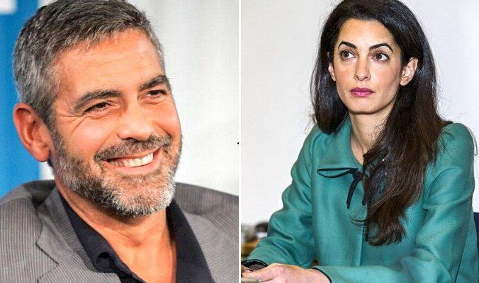Джордж Клуни и Амаль Аламуддин поженятся в замке Хайклер