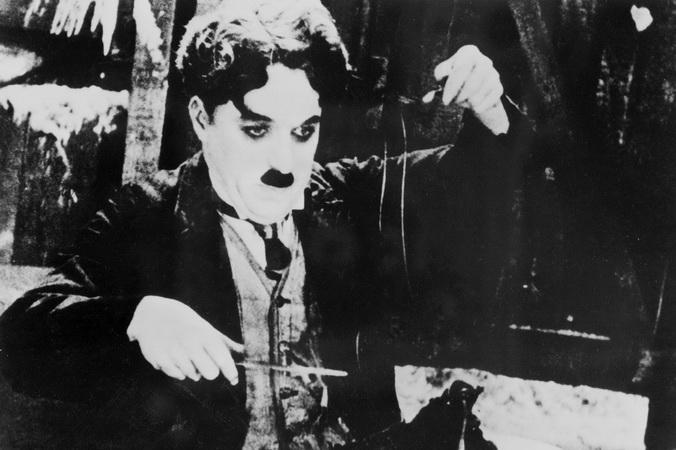 Чарли Чаплин. Фото: AFP/Getty Images