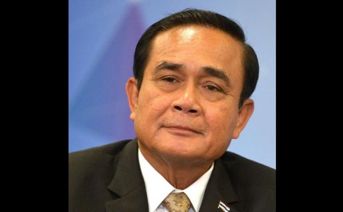 Король Таиланда одобрил военный переворот в стране