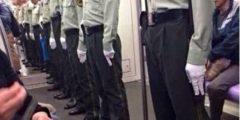Необычные меры безопасности приняты в Шанхае во время форума