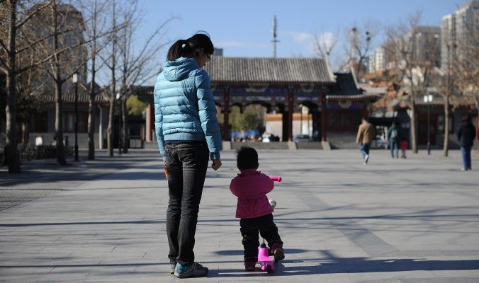 Как выглядит Китай без политики одного ребёнка? Примерно так же