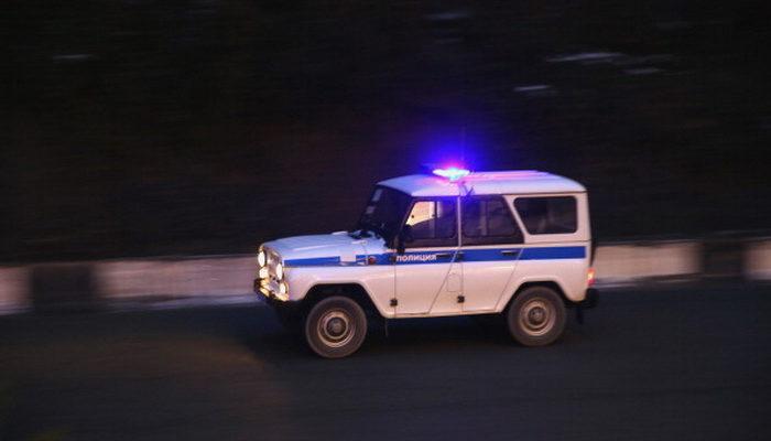 Подросток выпрыгнул из окна полицейского участка