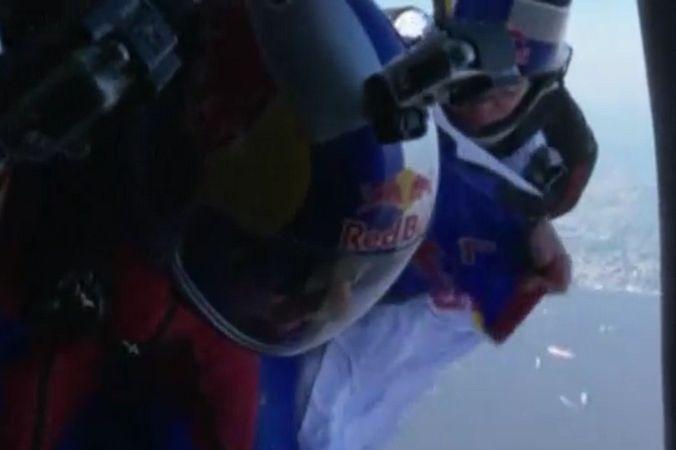 вингсьют, wingsuite, Red Bull
