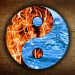 Акупунктура, китайская медицина, огонь, вода, инь, ян