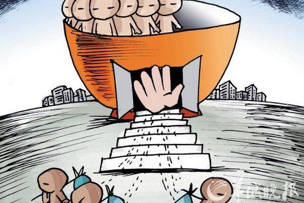 Крупные компании в Китае за год уволили сотни тысяч рабочих