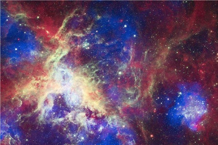 Три альтернативные гипотезы происхождения Вселенной