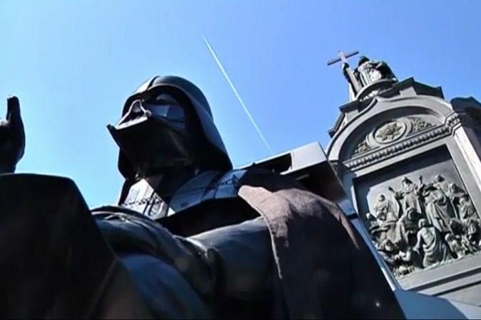 мэр Киева, Дарт Вейдер