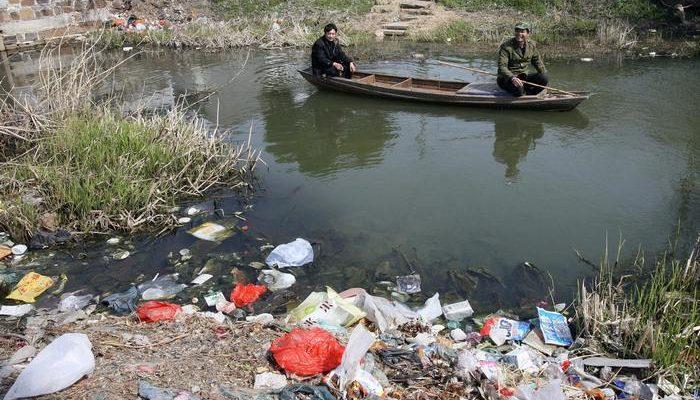 Китаю не хватает воды