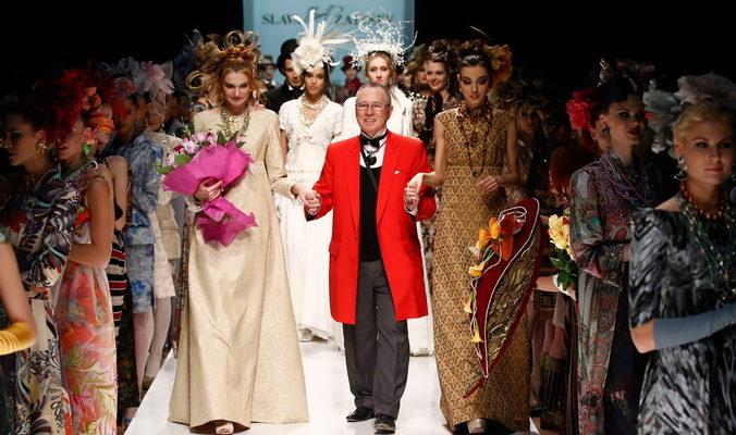 Во Владивостоке состоялось торжественное открытие Недели моды