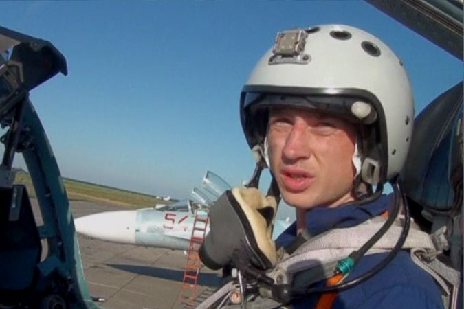 Российские ВВС готовятся патрулировать украинскую границу