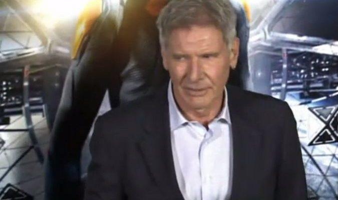 Харрисон Форд получил травму на съемках нового эпизода «Звездных войн» (видео)