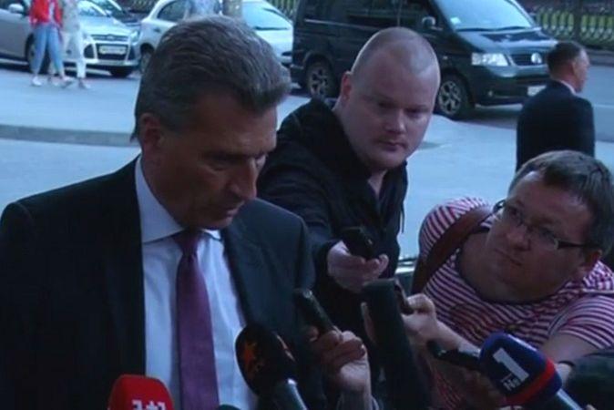 Россия и Украина вновь не договорились по газовым вопросам, но встретятся ещё раз