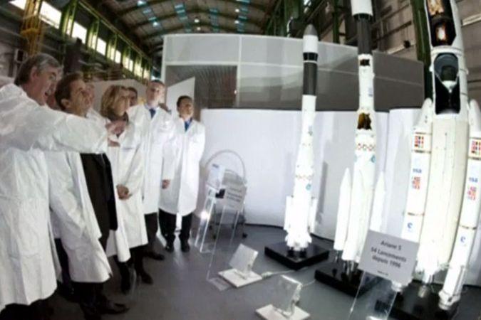 Airbus и Safran объединяются для производства ракет-носителей