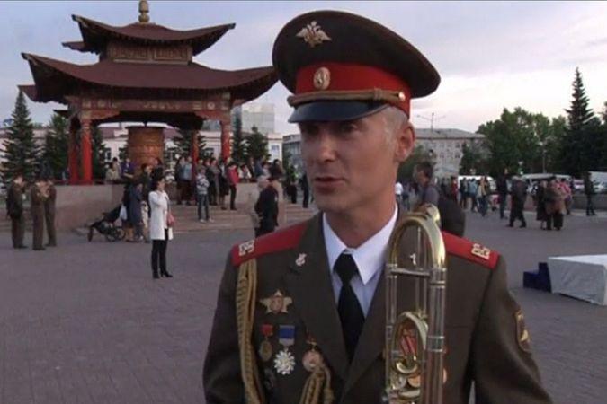 Фестиваль духовых оркестров прошёл в Туве