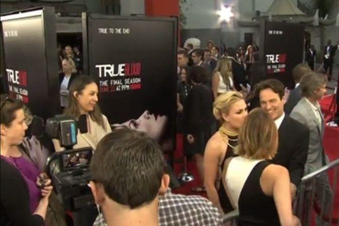 Актёры сериала «Настоящая кровь» рассказали о работе над последним сезоном