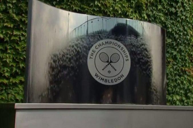 В Лондоне открылся Уимблдонский турнир