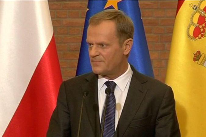 Польский парламент выразил вотум доверия Дональду Туску