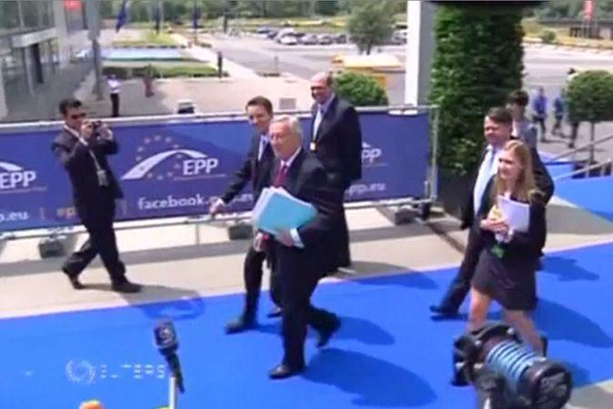 Новым президентом Еврокомиссии может стать консерватор Жан-Клод Юнкер