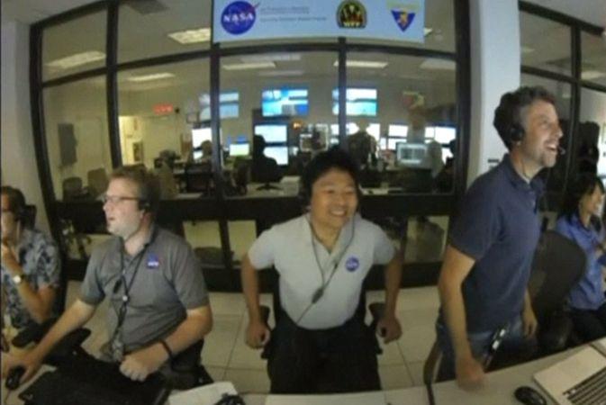 НАСА испытало «летающую тарелку» для полётов на Марс
