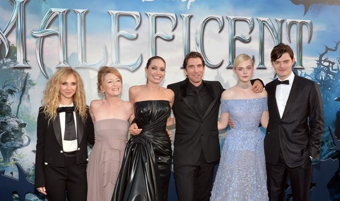Фильм «Малефисента» с Анджелиной Джоли — лидер проката