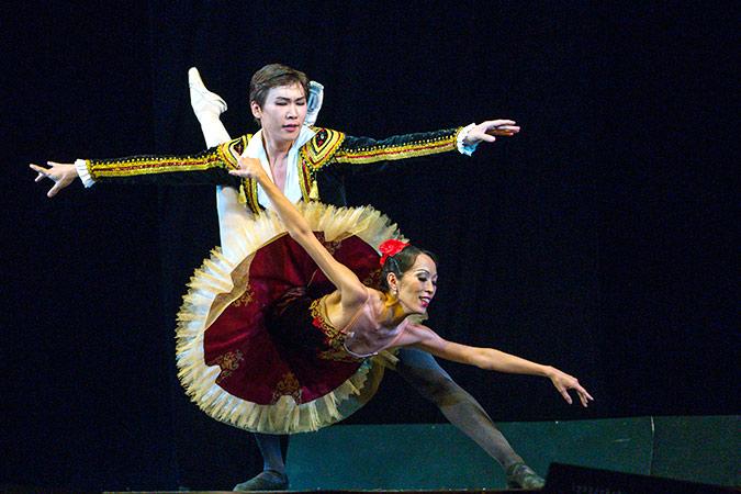 Гастроли Бурятского Государственного академического театра оперы и балета. Фото: Николай Ошкай/Великая Эпоха