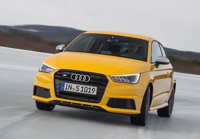 Новый хэтчбек Audi S1. Фото: скриншот/epochtimes.fr
