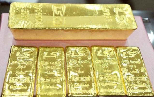 Китай импортирует золото ради мошеннических кредитов