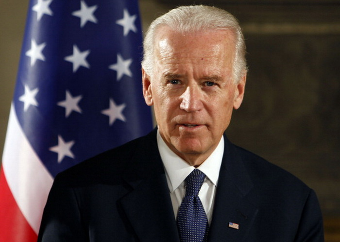 Вице-президент США Джо Байден. Фото: THANASSIS STAVRAKIS/AFP/Getty Images