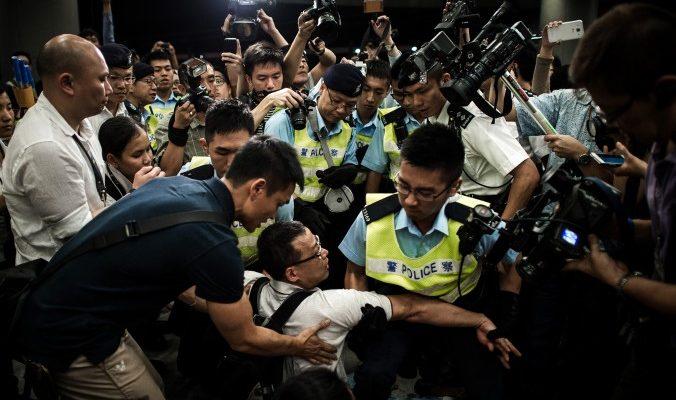 Конфликты в Гонконге могут спровоцировать репрессии