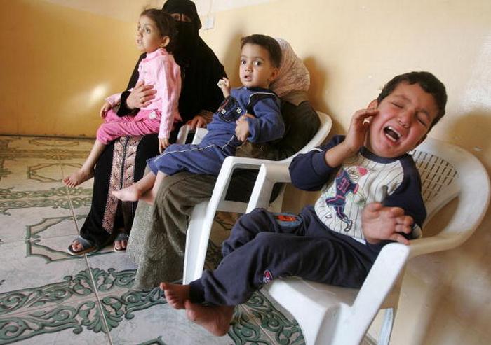 Тысячи людей в Ираке нуждаются в гуманитарной помощи. Фото Муханнад Fala'ah/Getty Images