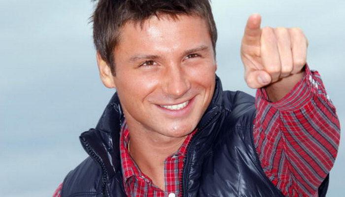 Сергей Лазарев отказался петь в Крыму