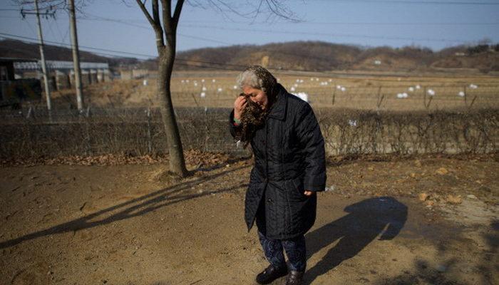 Группа северокорейцев бежала из страны