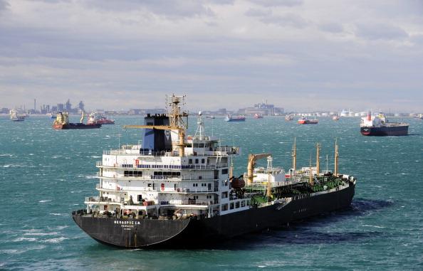 Пираты освободили таиландский танкер, груз похищен