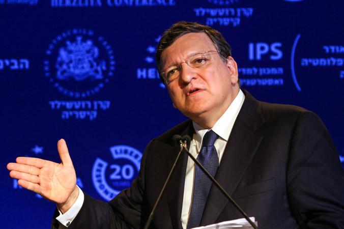 Баррозу, Еврокомиссия, Евросоюз, Украина