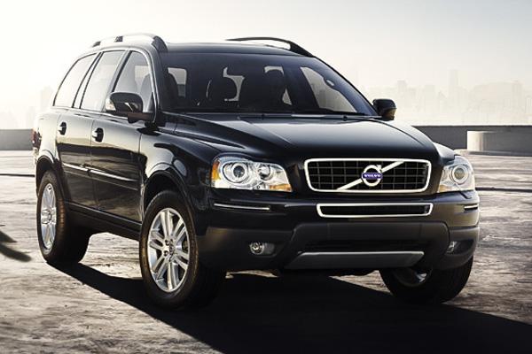 популярные автомобили, Volvo XC90, авто