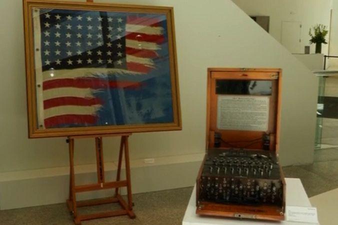 Экспонаты времён Второй мировой войны выставят на аукционе Bonhams