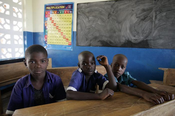 Африка, проблема детей, день детей Африки