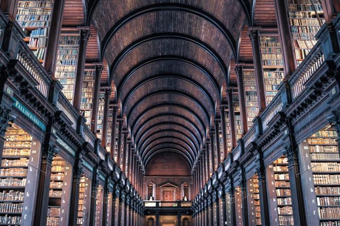 Самые зрелищные библиотеки мира