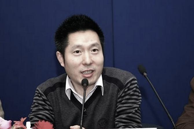Го Чжэньси, директор финансового канала Центрального телевидения Китая, недавно был арестован и находится под следствием за взяточничество. Фото: скриншот/sina.com
