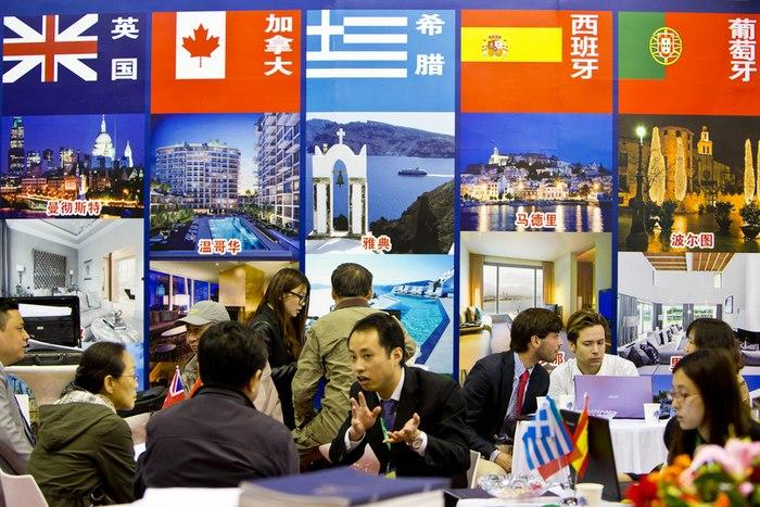 В Китае не стихает волна массовой эмиграции за границу. Фото с epochtimes.com