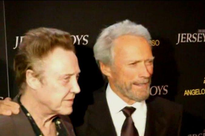 Клинт Иствуд представил мюзикл «Парни из Джерси»
