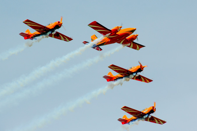 Международный фестиваль частной авиации Kuban Airshow 2014. Фото: Александр Трушников/Великая Эпоха (The Epoch Times