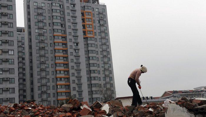 В Китае пустует пятая часть квартир