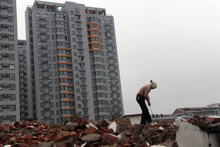 В Китае пустует почти 50 миллионов квартир. Фото: Getty Images