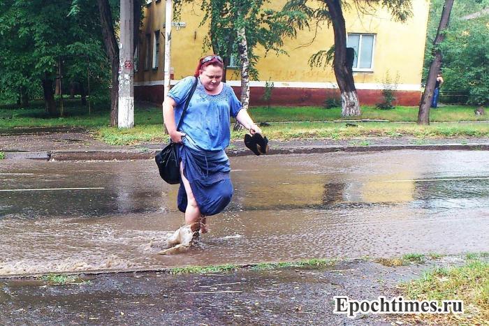 После дождя. Фото: Великая Эпоха