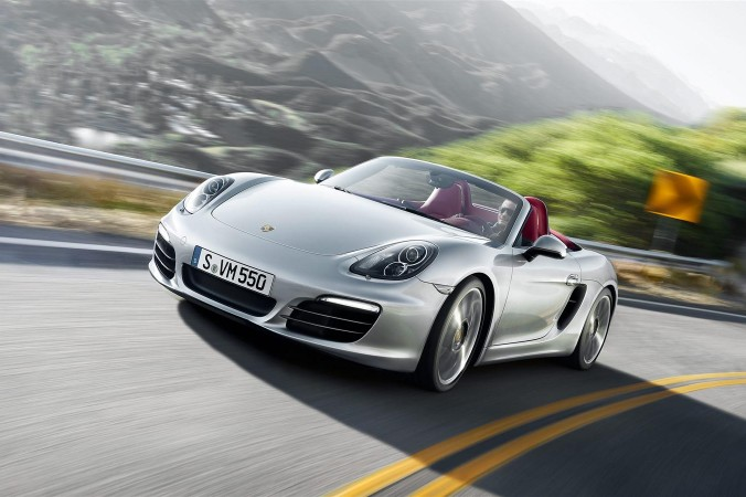 Porsche Boxter S. Фото: Porsche
